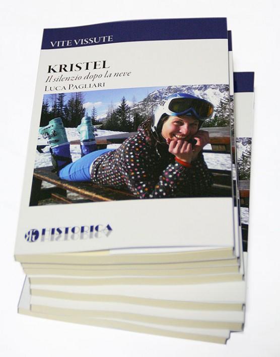 kristel. il silenzio dopo la neve (libro)
